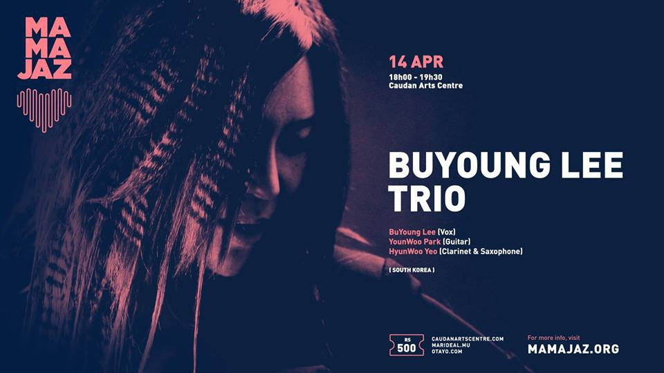 Buyong Lee Trio ∣ MAMA JAZ 2019