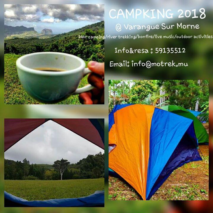 CampKING April 2018