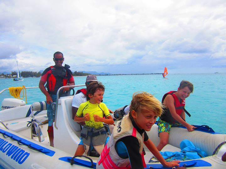 Children sailing camps 02-06 April