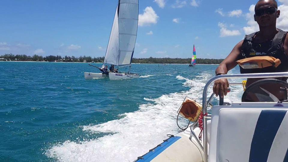 Children sailing camps