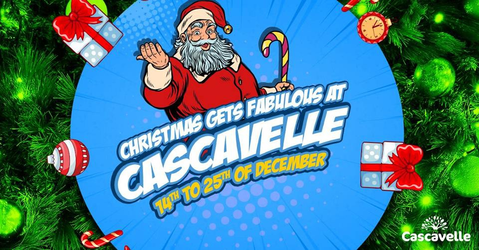 Christmas gets Fabulous at Cascavelle