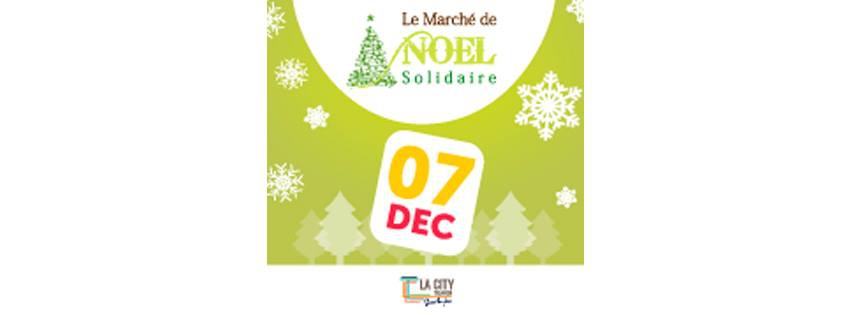 Christmas Market at La City Trianon