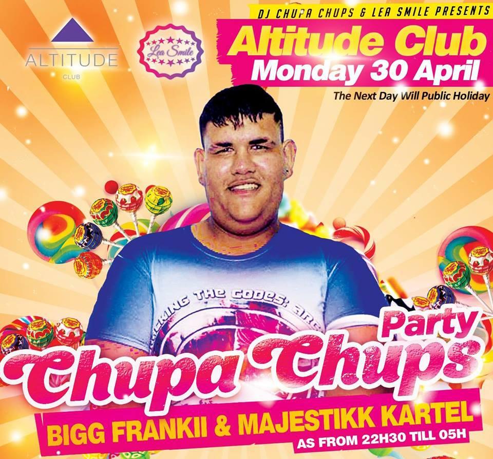 Chupa Chups Party