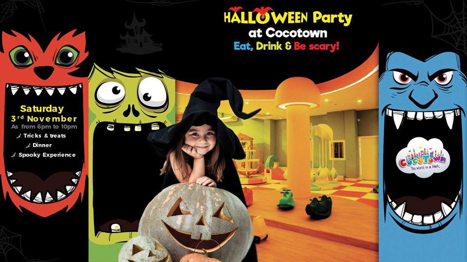 CocoTown Halloween Party