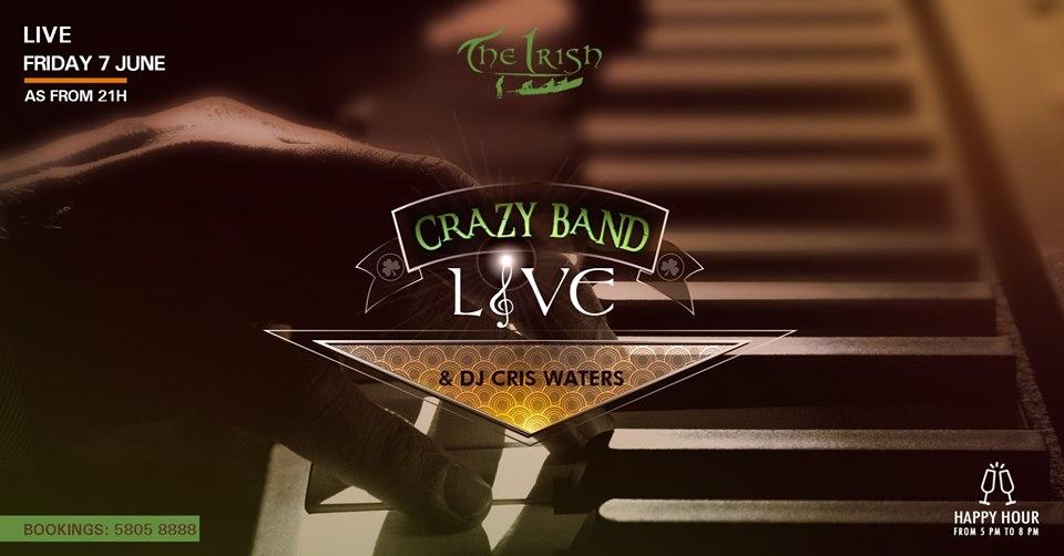 Crazy Band - Live Band at The Irish