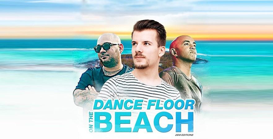 Dance Floor On The Beach - 2nd Edition