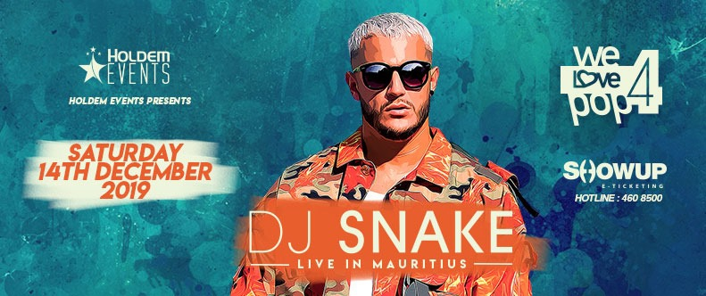 DJ Snake - We Love Pop 4