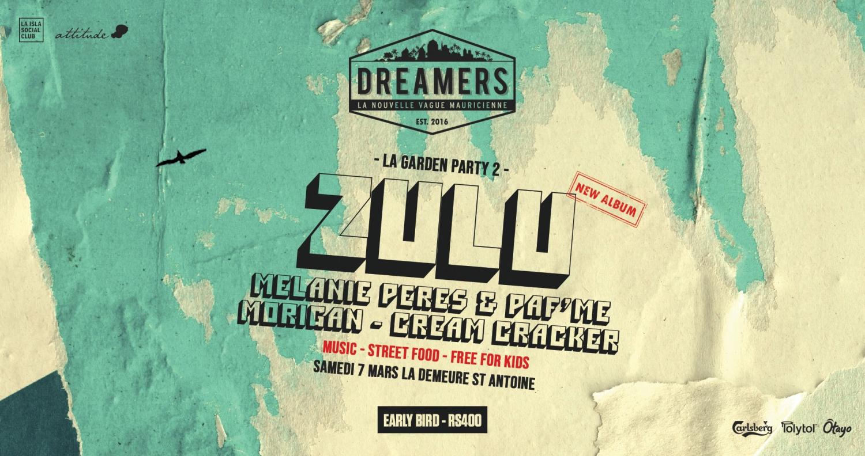 Dreamers - La Garden Party 2
