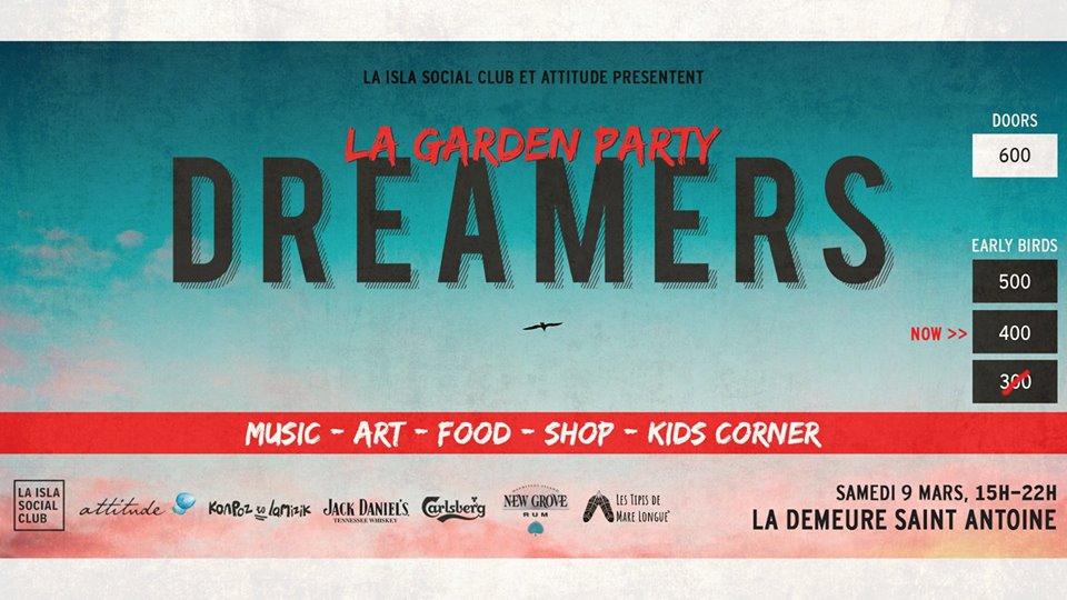 Dreamers: La Garden Party
