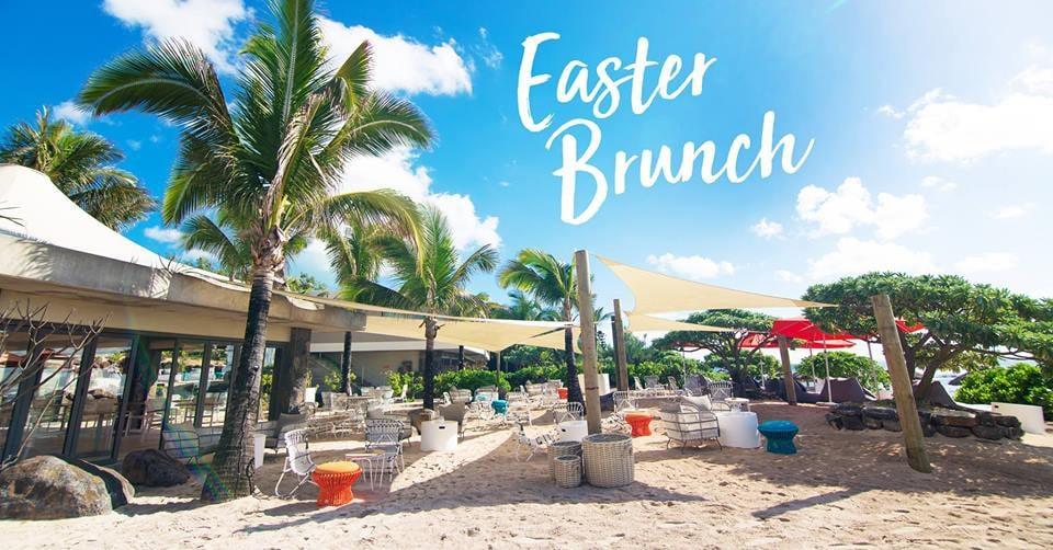 Easter Brunch at Aqua Beach Restaurant