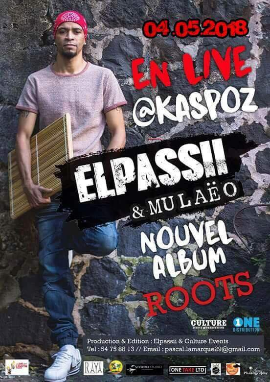 El Passi // Kas Poz // Vendredi Live