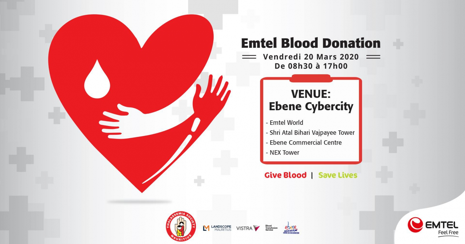Emtel Blood Donation