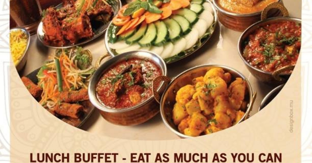 End of Year Lunch Buffet at Sitar Indian Restaurant