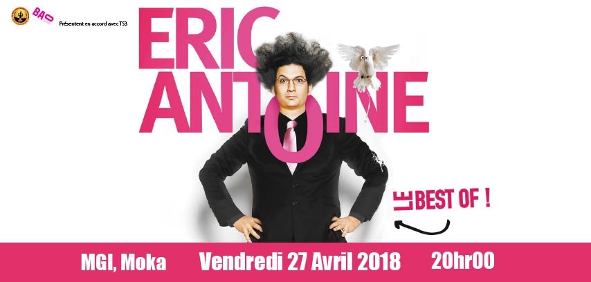Eric Antoine Le Best Of