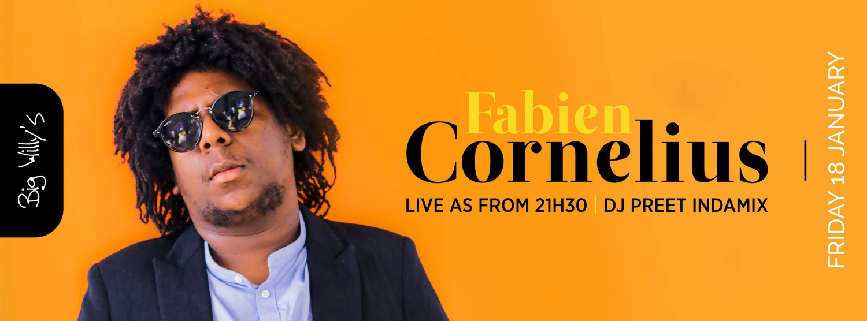Fabien Cornelius Live at Big Willy's