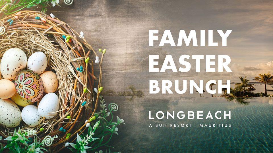 Family Easter Brunch at Long Beach