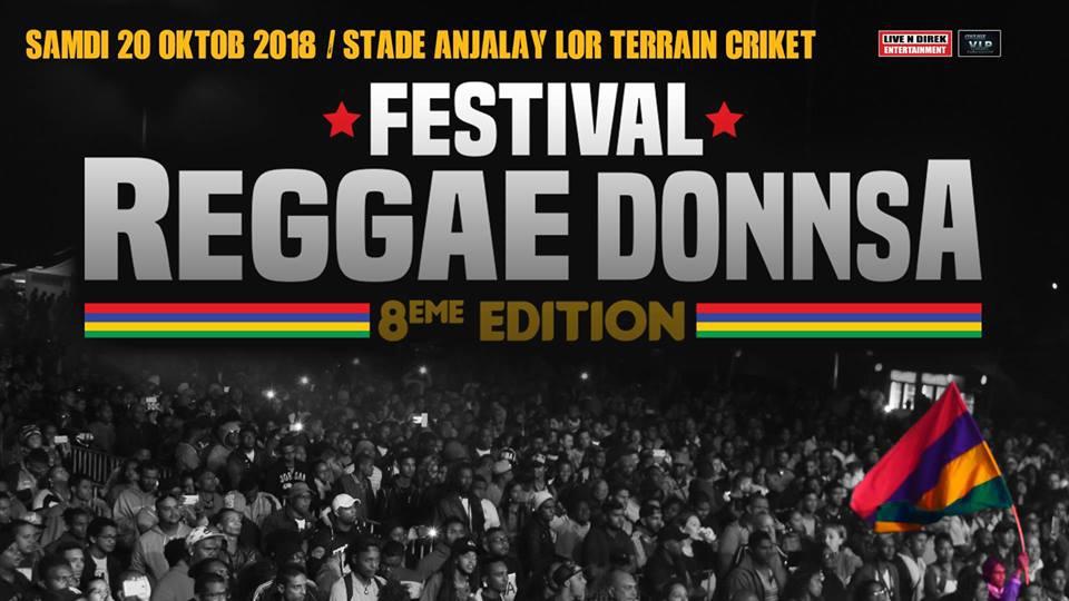 Festival Reggae Donnsa 8eme Edition