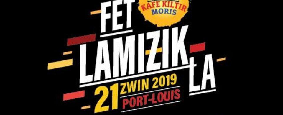 FET LAMIZIK LE 21 ZWIN 2019 PORT-LOUIS