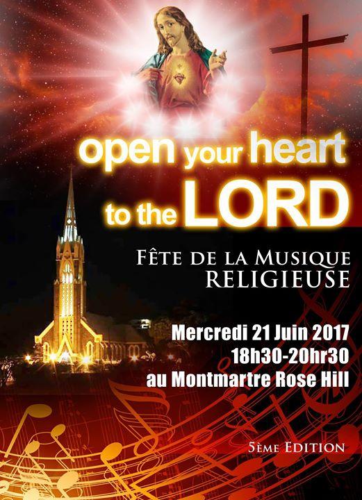 Fête de la Musique Religieuse