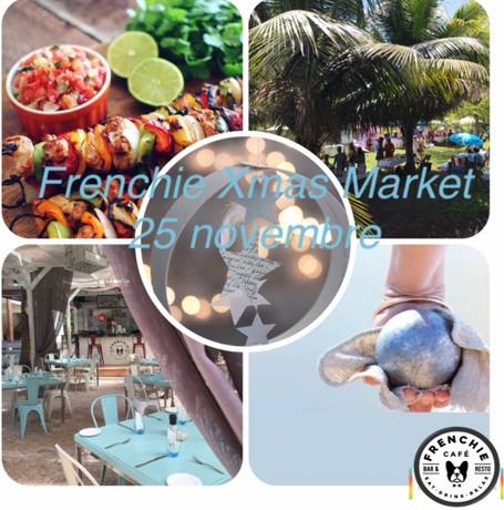Frenchie Xmas Market