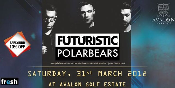 Futuristic Polar Bears hosted at Avalon