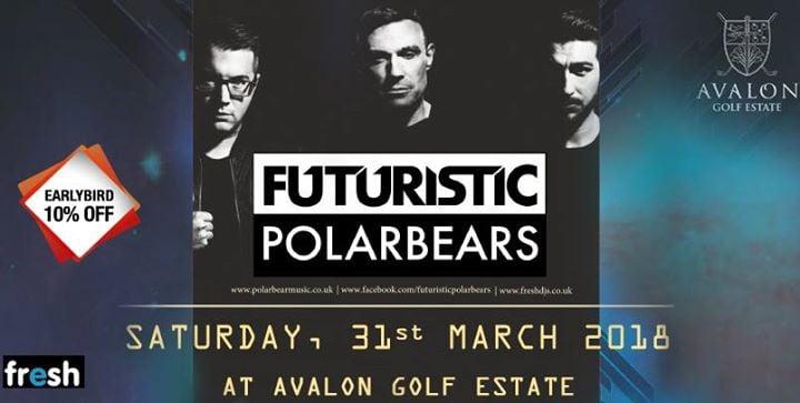 Futuristic Polar Bears hosted at Avalon