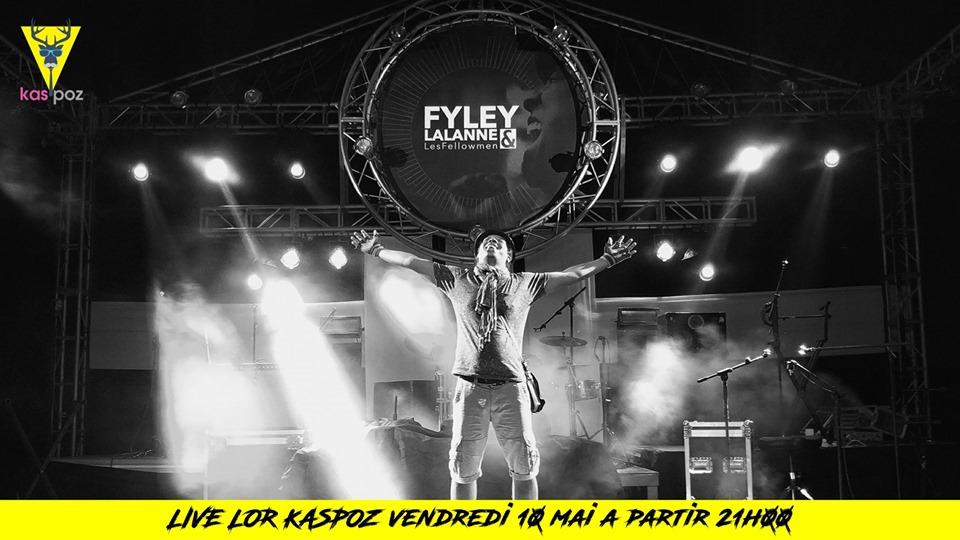 Fyley Lalanne & Les Fellowmen // Vendredi Live // Kas Poz