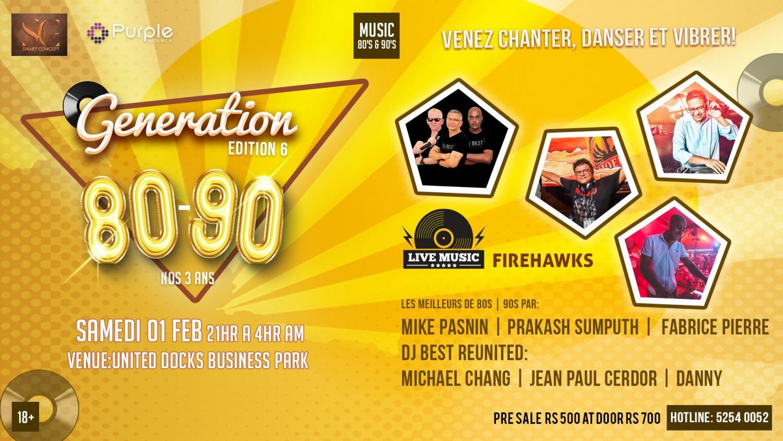Generation 80 90 ★Edition 6★