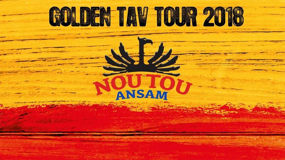 Golden Tav Tour 2018