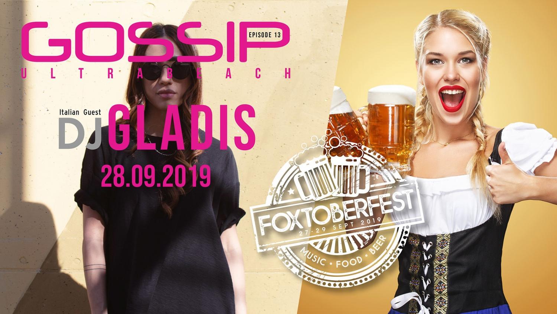GossipUltraBeach - Foxtoberfest - Episode 13