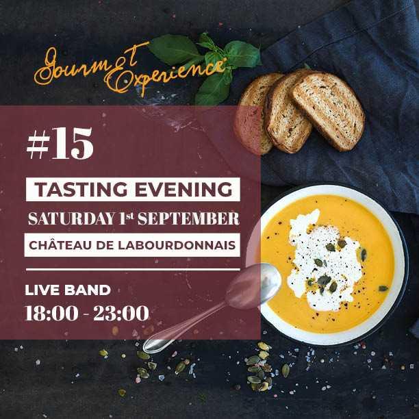 Gourmet Experience - Edition 15 - Chateau de Labourdonnais