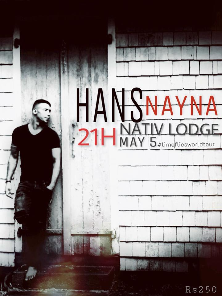 HANS NAYNA LIVE AT NATIV LODGE