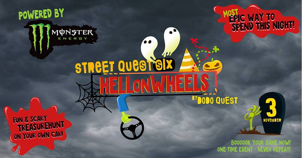 HellOnWheels - StreetQuest 6