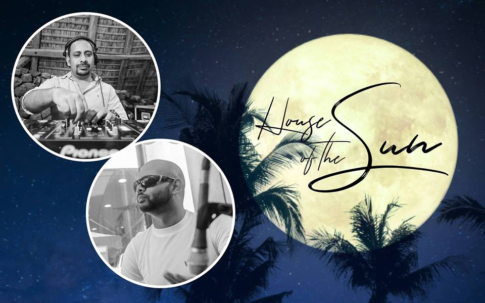 House of the Sun feat. Vijay G & Julien Monasie