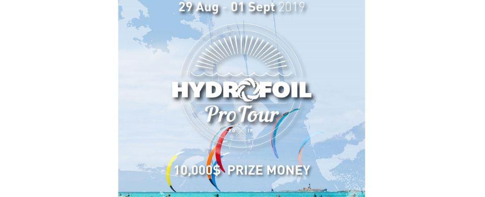 Hydrofoil Pro Tour Mauritius 2019