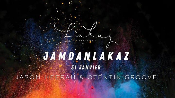 Jamdanlakaz with Jason Heerah & Otentik Groove