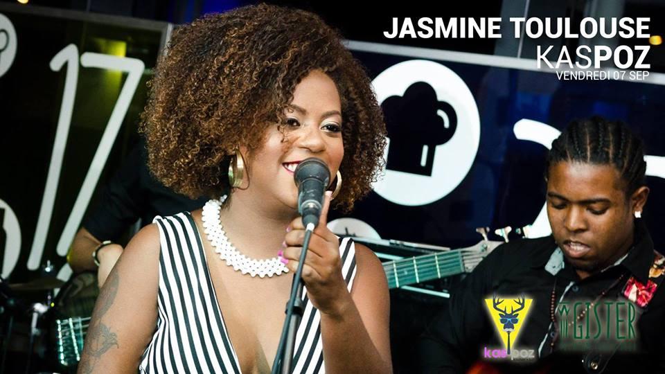 Jasmine Toulouse // Kas Poz // Vendredi Live
