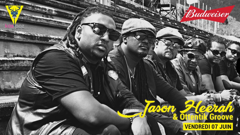 Jason Heerah & Ottentik Groove // Kas Poz // Budweiser