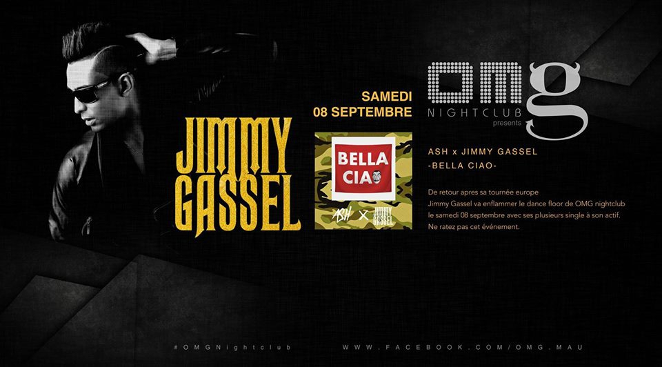 Jimmy Gassel - 'Bella Ciao' at OMG