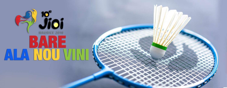 JIOI 2019 Badminton