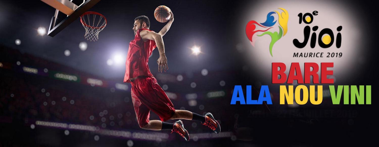 JIOI 2019 Basketball