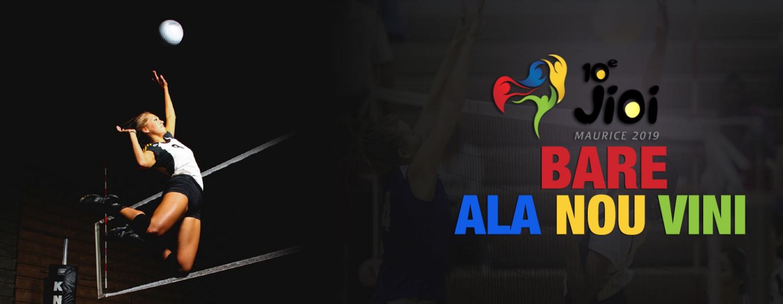 JIOI 2019 Volleyball