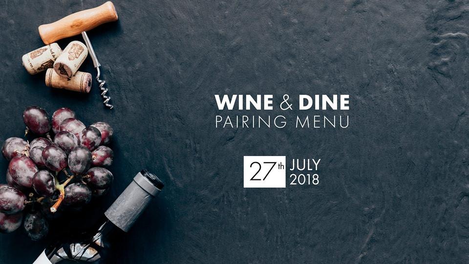 Jordan Wine Pairing Dinner at Long Beach A Sun Resort