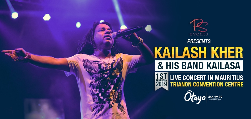 Kailash Kher & his band Kailasa Live in Concert