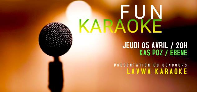Kas poz Fun karaoke - Warm your voice
