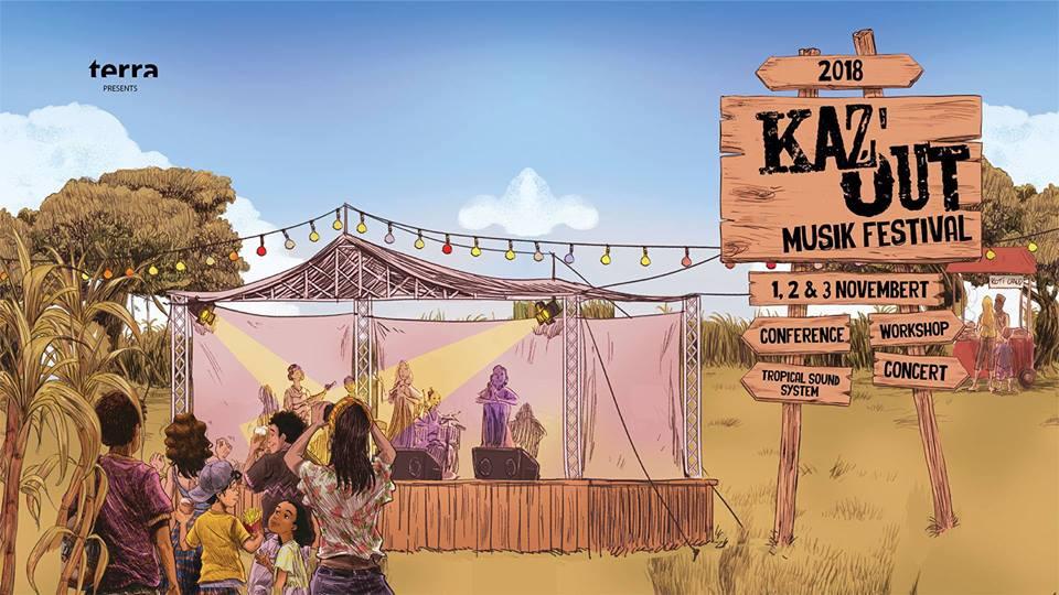 Kaz'Out Musik Festival 2018