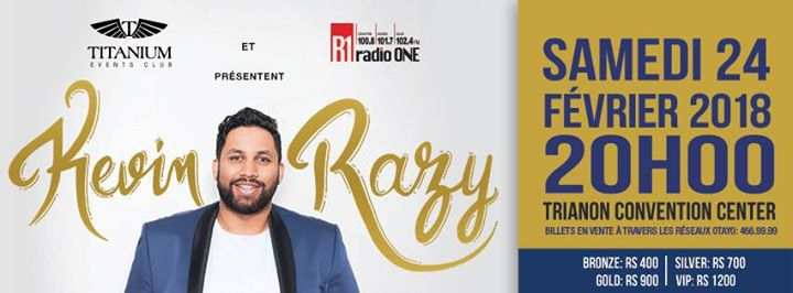 Kevin Razy - One Man Show