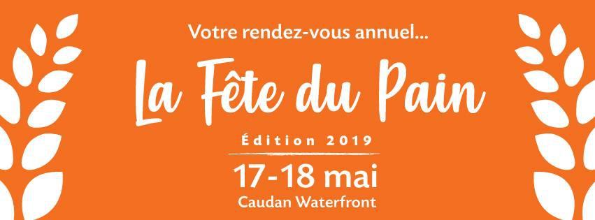 La Fête du Pain - 17 et 18 mai 2019