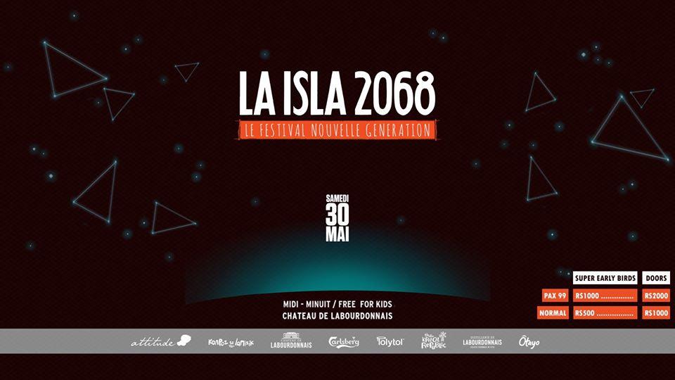 La Isla 2068 Festival - 3° Edition