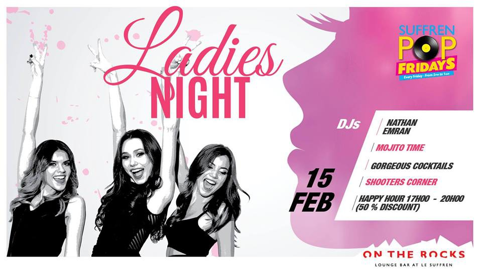 Ladies Night at On The Rocks!